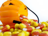 Candy Corn — Foto de Stock