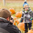 Pumpkin patch — Stock Photo #13550908