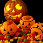 Halloween Candies — Stock Photo #13659342