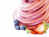 Frozen Yogurt — Stock Photo