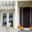 Halloween Home — Stock Photo