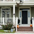 Halloween Home — Stock Photo #13986727