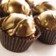 Stock Photo: Champagne truffles