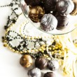 Royalty-Free Stock Photo: Champagne truffles