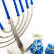 Menorah — Stock Photo #16218709
