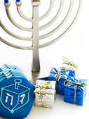 Menorah — Stock Photo