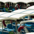 Catamarans — Stock Photo