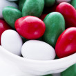 Christmas candies — Stock Photo