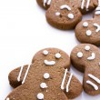 Gingerbread cookies — Stock Photo #17325555