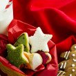 Christmas cookies — Stock Photo #17367109