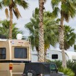 RV campsite — Stock Photo #18481279