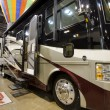 Motor home - Stock Photo