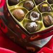 Chocolate truffles — 图库照片 #18911669