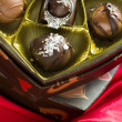 Chocolate truffles — Stock Photo #18911689