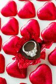 Chocolate candies — Stock Photo