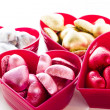 Chocolate candies - Foto Stock