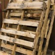Stock Photo: Wood Pallets