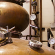 Copper Distiller — Stock Photo
