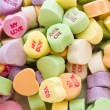 Heart candies — Stock Photo #20023825