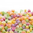 Heart candies — Stock Photo #20024071