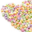 Heart candies — Stock Photo #20024225