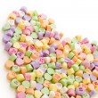 Heart candies — Stock Photo #20024245