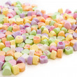 Heart candies — Stock Photo #20024279