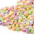 Heart candies — Stock Photo #20024287