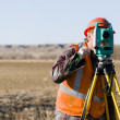 Land surveyors — Stock Photo #20172125