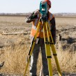 Land surveyors — Stock Photo #20172149