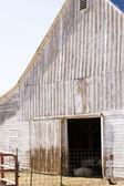 Old barn — Stok fotoğraf