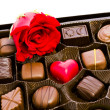 Chocolates — Stock Photo #20332753