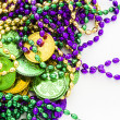 Stock Photo: Mardi Gras