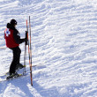 Skiing — Stock Photo #21035359