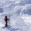 Skiing - Stockfoto