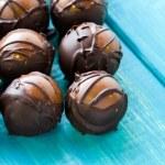 Chocolate truffles — Stock Photo #21244973