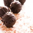Chocolate truffles — Stock Photo #21250975