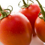Roma tomatoes — Stock Photo