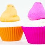 Easter Cupcake — Stock Photo