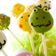 Easter cake pops — Stock Photo #21595085