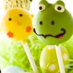 Easter cake pops — Stock Photo #21595133