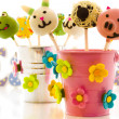 Easter cake pops — Stock Photo #21595681