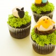Easter cupcakes — Stock Photo #21596297