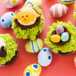 Easter cupcakes — Stock Photo #21597271