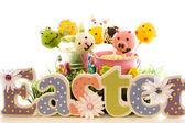 Easter cake pops — Φωτογραφία Αρχείου