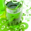 Green drink — Stock Photo