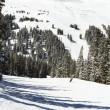 Loveland basin — Stock Photo