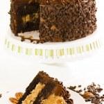 Постер, плакат: German chocolate cake