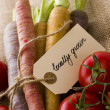 Organic Vegetables — Stock Photo #24177113