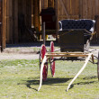 old carriage — Stock Photo #24216699
